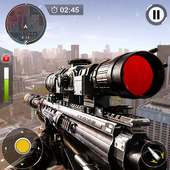 Call to Sniper Duty: 3D Assassin FPS Battle 2020 icon