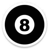 Tool for 8 Ball icon