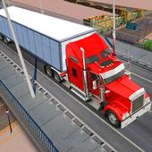 Heavy Truck Simulator USA: Euro Truck Driving 2021 icon