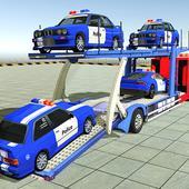 Car Transporter Truck Simulator-Cargo Truck Driver icon