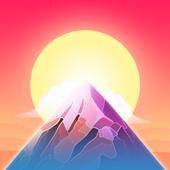 Alpenglow icon