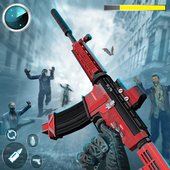 City Zombie Dead Hunting Survival Shooting icon