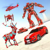 Multi Robot icon