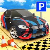 Modern Car Parking Master 2020: Free Car Game 3D icon
