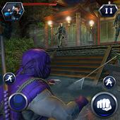 Ninja Fighting Spree icon