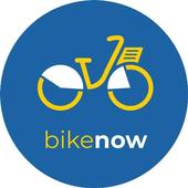 bikenow - ukrainian bike sharing system icon