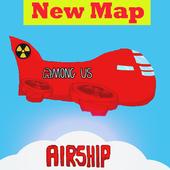 Among US:Airship Map - New Walkthrough icon