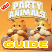 Guide : Party Animals Game PRO icon