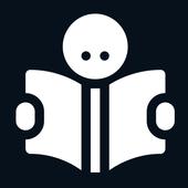 Manga Dark - Top Free Manga Reader icon