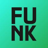 freenet FUNK – Mobilfunk per App mit unlimited LTE icon
