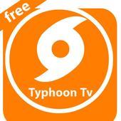 Typhoon tv apk icon