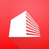 Etagi: apartments, new buildings, mortgages icon