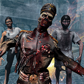 Mad Zombie Shooter Strike - Offline Shooting Games icon
