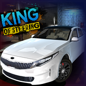 car games - king of steering icon