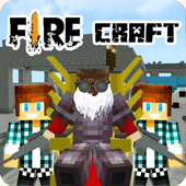 Mod Fire Craft for MCPE icon