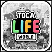 Tips TOCA Life World Secret Crumpets icon