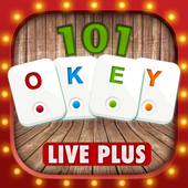 101 Yüzbir Okey Live Plus - Görüntülü Yüzbir Okey icon