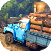 Cargo Truck Driver icon