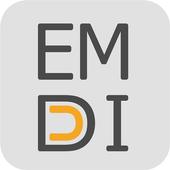 Emddi Driver - Ứng dụng dành cho lái xe icon