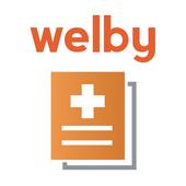 生活習慣病の自己管理は「Welbyマイカルテ」~医師とつながる自己管理ノート。測定機器と連携~ icon