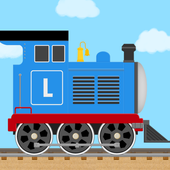 Labo Brick Train Build Game For Kids,Toodlers,Baby icon