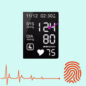 Blood Pressure Tracker | BP Checker | BP Logger icon