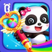 Baby Panda's Magic Drawing icon