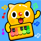 Baby Piano For Toddlers: Kids Music Games icon