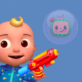Cocomelon Nursery Rhymes Songs - Videos and Games icon