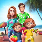 Virtual Mother Simulator Happy Family Life icon
