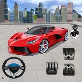 Modern Car Parking Simulator - Free Car Games 2021 icon