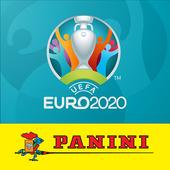 EURO 2020 Panini sticker album icon