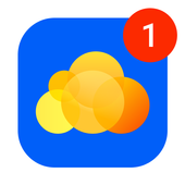 Cloud: Free Photo Storage. Video & Photo Backup icon
