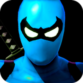 POWER SPIDER : Ultra Superhero Parody Game icon