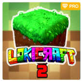 Lokicraft 2 : New Building Crafting 2021 icon