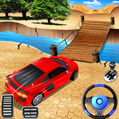 Ramp Car Stunts Car Racing Games: New Car Games 3D icon