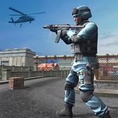 Modern Commando Strike : Free Shooting Games icon