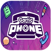 Gartic Phone - Draw and Guess Helper icon