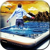 3D Photo Editor icon