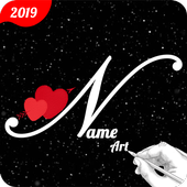Name Art Maker icon