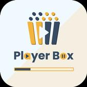 PLAYER BOX icon