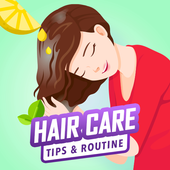 Haircare app for women icon