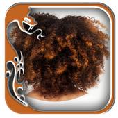 Afro Hair icon