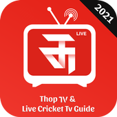 Guide For Thop TV : Live Cricket TV Streaming Tips icon