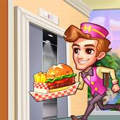 Hotel Craze™: Grand Hotel Cooking Game icon