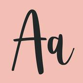 Fonts Art icon