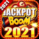 Jackpot Boom Free Slots : Spin Vegas Casino Games icon