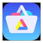 Аurоra Store Apps walkthrough icon