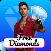 Free Diamonds icon