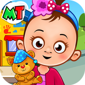 My Town : Daycare Games for Kids icon